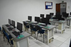 Laboratório Didático Especializado I