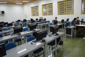 Laboratório Didático Especializado II