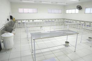 Laboratório de Patologia e Técnica Cirúrgica