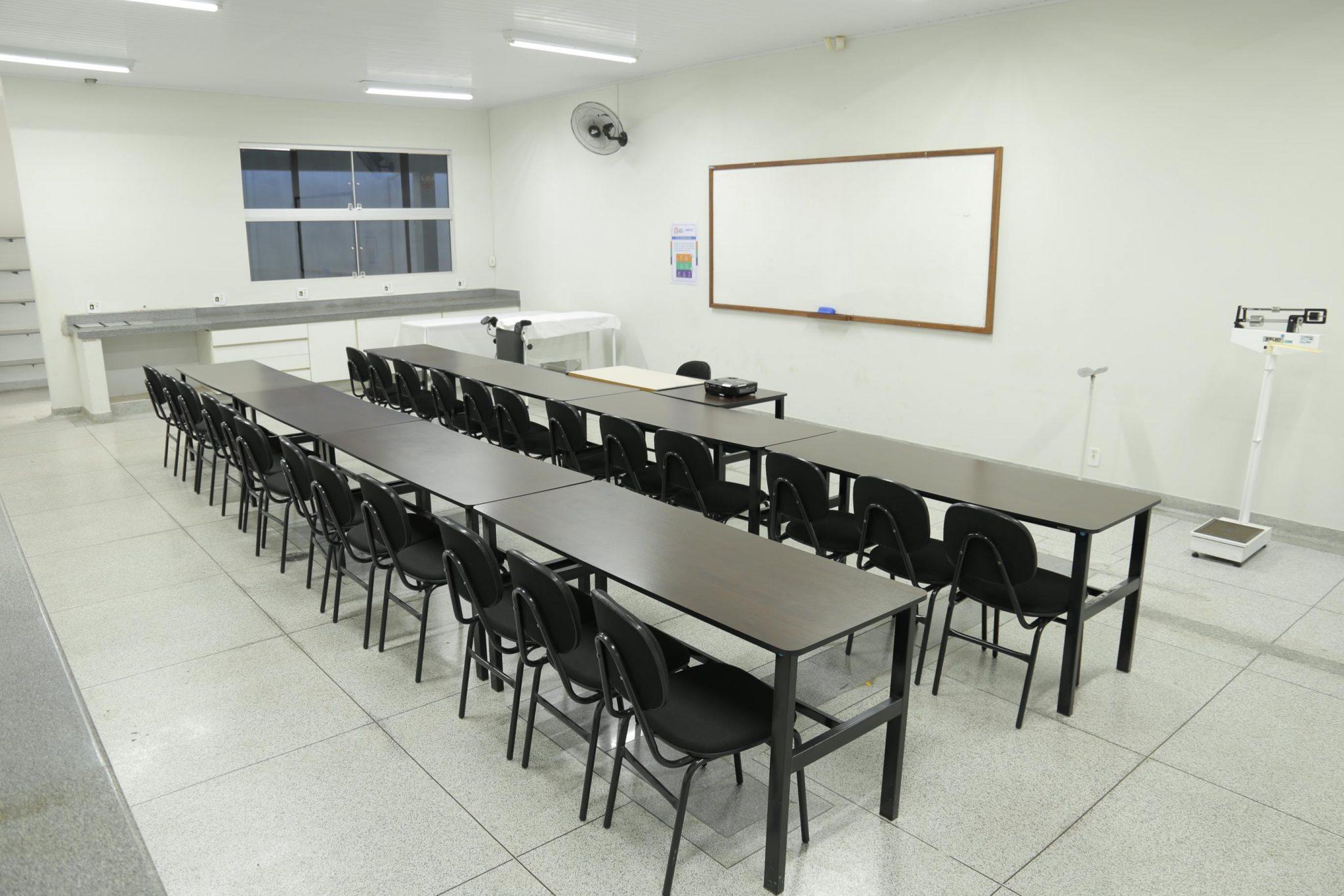 Laboratório de Semiologia e Habilidades V