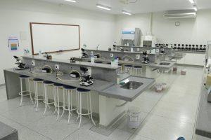 Laboratório de Microbiologia e Parasitologia