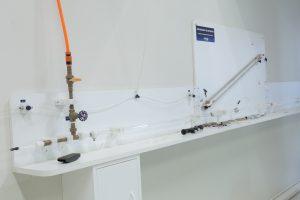 Laboratório de Mecânica de Fluídos