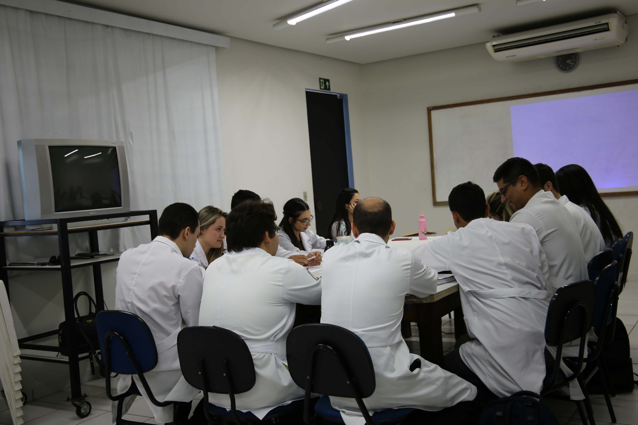 Laboratório de Semiologia e Habilidades II