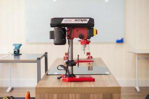 Laboratório Creative Lab, Eletrotécnica e Automação